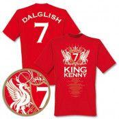 Liverpool T-shirt King Kenny Röd S