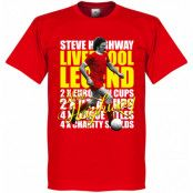 Liverpool T-shirt Legend Heighway Legend Röd XS