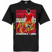 Liverpool T-shirt Legend Jimmy Case Legend Svart XS