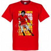 Liverpool T-shirt Legend Tommy Smith Legend Röd XS