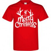 Liverpool T-shirt Merry Christmas S