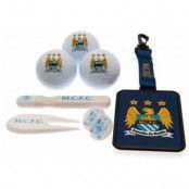 Manchester City Premium Golf Presentkit