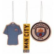 Manchester City Bildoft 3-pack