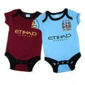 Manchester City Body Winner 2-pack Nyfödd