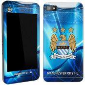 Manchester City Dekal BlackBerry Z10