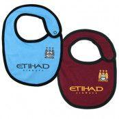 Manchester City haklapp 2-pack