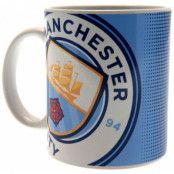 Manchester City Mugg HT
