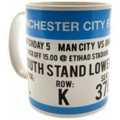 Manchester City Mugg MD