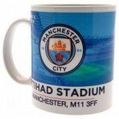 Manchester City Mugg SC
