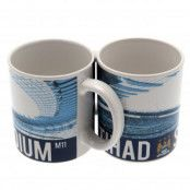 Manchester City Mugg Stadium