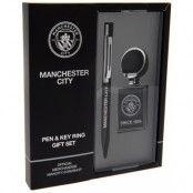 Manchester City Penna & Nyckelring Executive