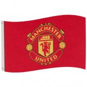 Manchester United Flagga CC