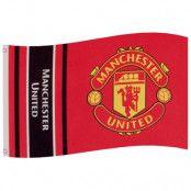 Manchester United Flagga WM