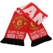 Manchester United Halsduk Glory Glory