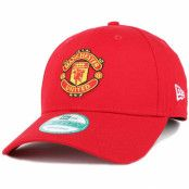 Keps Manchester United Basic Scarlet 940 Adjustable - New Era - Röd Reglerbar