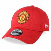 Keps Manchester United Shadowtech 9Forty Red Adjustable - New Era - Röd Reglerbar