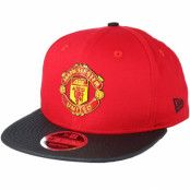 Keps Manchester United 9Fifty Ballistic Nylon Red Snapback - New Era