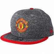 Keps Manchester United Piping 950 Grey Snapback - New Era - Grå Snapback