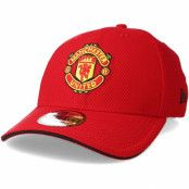 Keps Manchester United Sandwich Red Flexfit - New Era