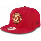 Manchester United Keps New Era 9Fifty Röd M/L