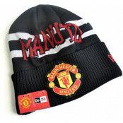 Manchester United Mössa Oversized Svart