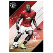 Manchester United Affisch Lukaku 40