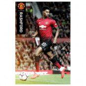 Manchester United Affisch Rashford 46