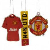 Manchester United Bildoft 3-pack