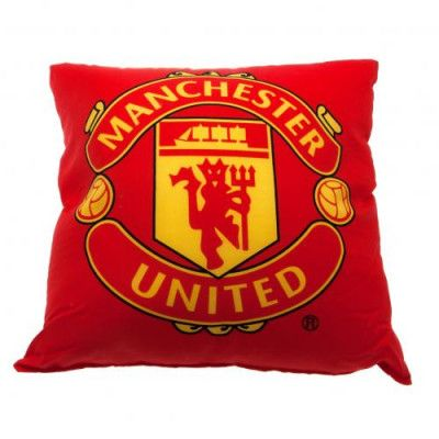 Manchester United Kudde Crest