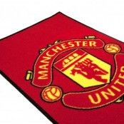 Manchester United Matta Big Logo