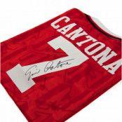 Manchester United Signerad Matchtröja Eric Cantona 1994