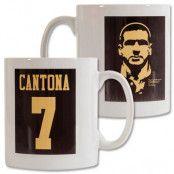 Manchester United Mugg Cantona 7