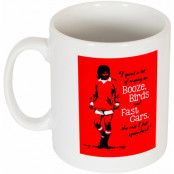 Manchester United Mugg George Best Vit