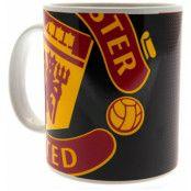Manchester United Mugg HT