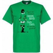 Manchester United T-shirt George Best Grön XXL