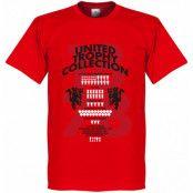 Manchester United T-shirt Röd XS