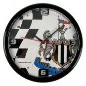 Newcastle United Väggklocka Chequered