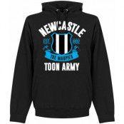 Newcastle Huvtröja Newcastle Established Svart S