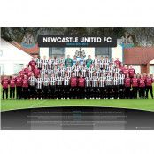 Newcastle United Affisch Squad 91