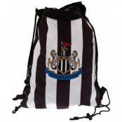 Newcastle United Drawstring Ryggsäck