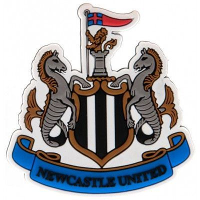 Newcastle United Kylskåpsmagnet 3D