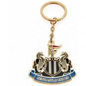 Newcastle United Nyckelring