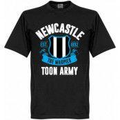 Newcastle T-shirt Newcastle Established Svart XS