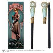 Fantastic Beasts Trollstavspenna Queenie Goldstein
