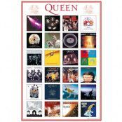 Queen Poster Covers