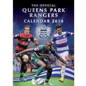 Queens Park Rangers Väggkalender 2014