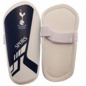 Tottenham Hotspur Benskydd Barn Svart/Vit