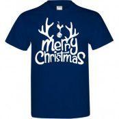 Tottenham T-shirt Merry Christmas XL
