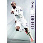 Tottenham Hotspur Affisch Defoe 88