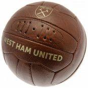 West Ham United Fotboll Läder